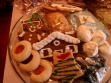 Holiday Cookie Plate